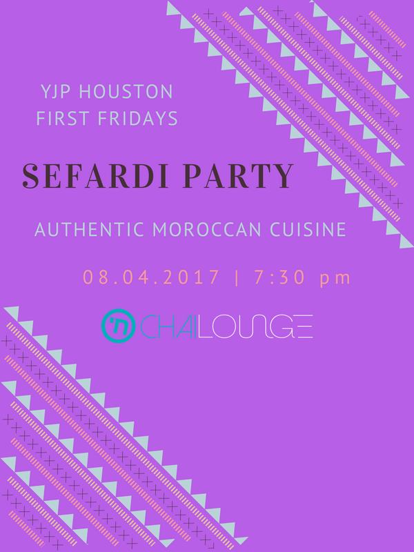 sefardi party webpage