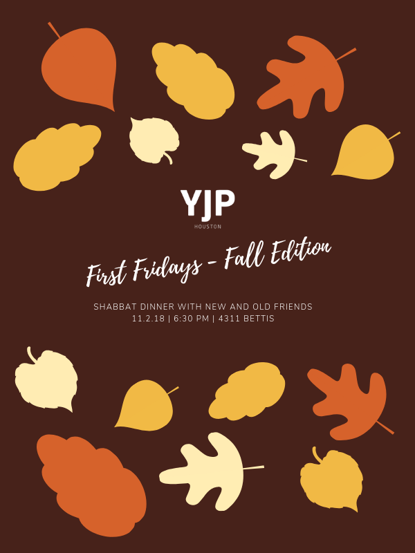 Copy of Fall Edition - First Fridays Website