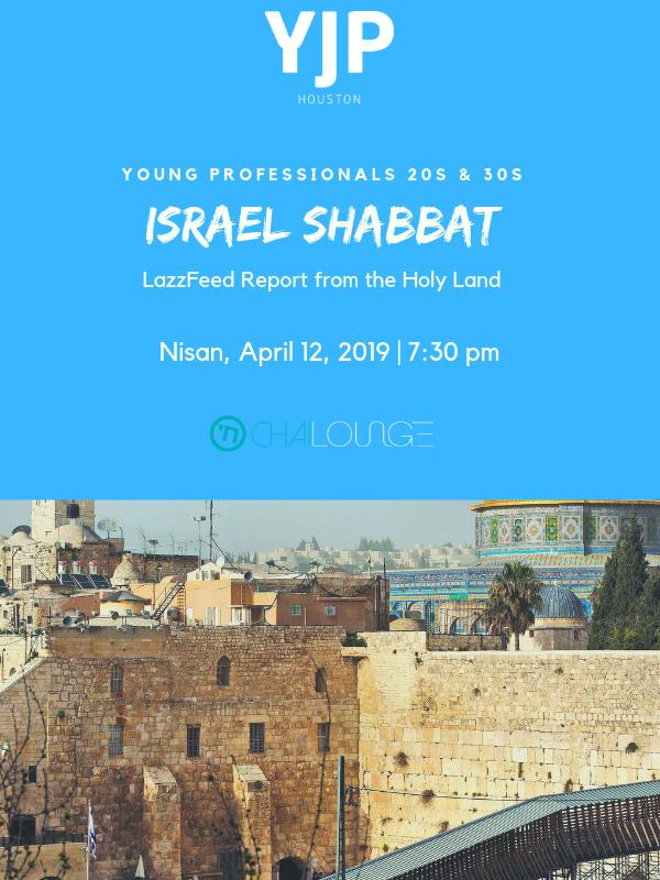 Israel Shabbat - website