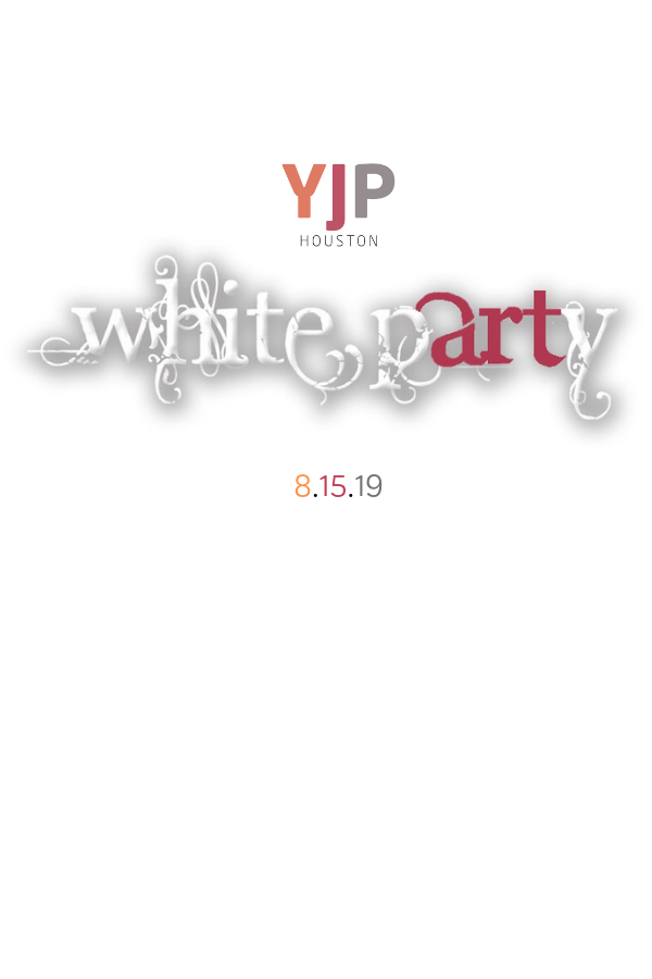 white party art highlighted website