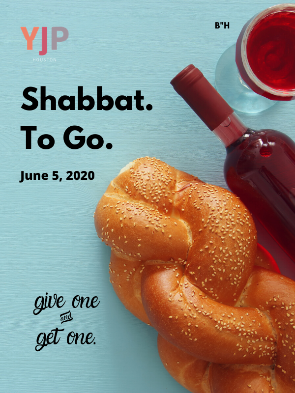 Copy of Copy of First Fridays Shabbat. To Go.